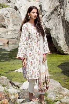 Zara Shahjahan lawn 2018