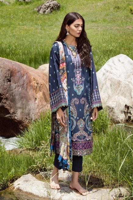 Zara Shahjahan eid collection 2018